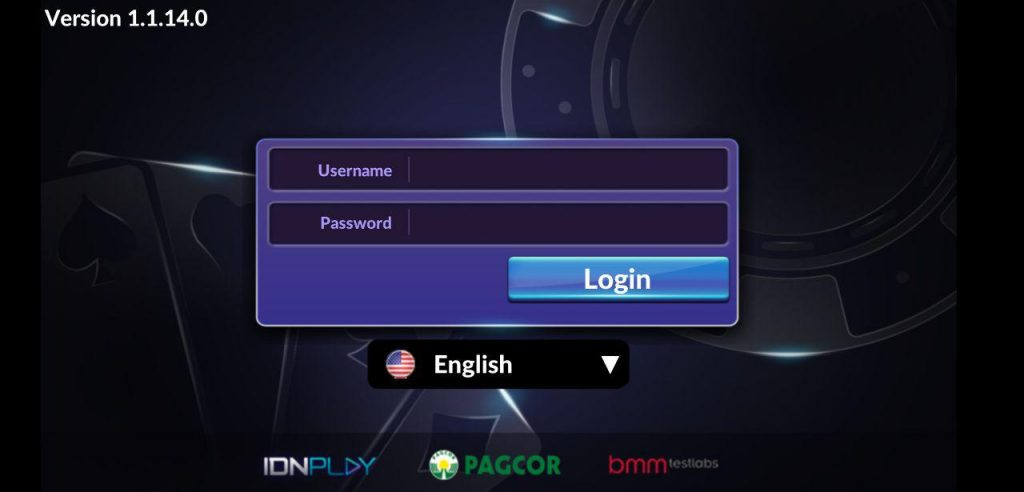 login idn poker mobile